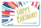 Nordstrom Rack Birthday Greeting Card & Gift Card $1000