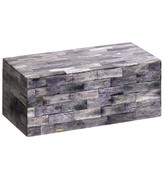 Mela Artisans Reverie In Grey Decorative Box, Large