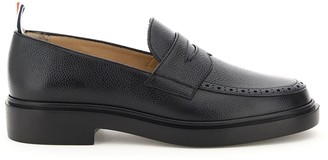 Thom Browne Penny Bar Loafers