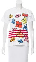 Comme des Garcons Short Sleeve Graphic Printed T-shirt