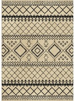 Threshold Aztec Fleece Area Rug