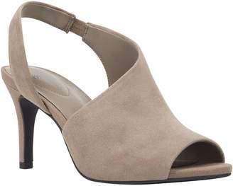 Bandolino Open-Side Heeled Dress Sandals - Jasmine