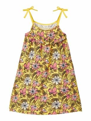 Name It Girl's Nmffalina Strap Dress