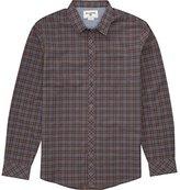 Billabong Men's Stonewell Long Sleeve Woven Shirt