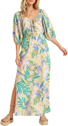Billabong Today's Wish Maxi Dress