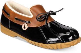 The Original Duck Boot Women Patty Loafers Women Shoes