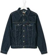 Levi's Kids - denim jacket - kids - Cotton - 14 yrs