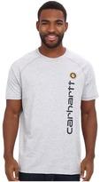 Carhartt Force Cotton Delmont Graphic S/S T-Shirt