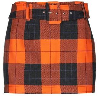 DEPARTMENT 5 Mini skirt