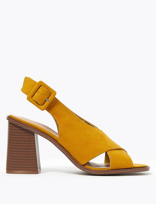 Marks and Spencer Open Toe Slingback Sandals