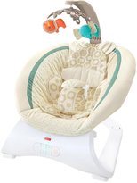 Fisher-Price Plush Deluxe Bouncer - Soothing Savanna