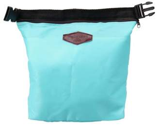 Unique Bargains Portable Insulated Picnic Lunchbox Tote Storage Cooler Bag Sky Blue
