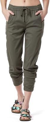 UNIONBAY Juniors' Stretch Soft Sateen Jogger Pants