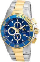 Technomarine TECHNO MARINE Techno Marine Mens Two Tone Bracelet Watch-Tm-215047