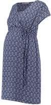 Queen Mum Summer dress blue
