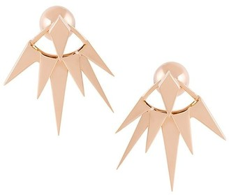 Anapsara spiky earrings