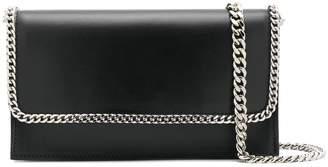 Casadei Agyness curb-chain crossbody bag