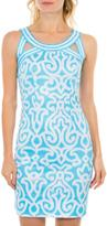 Gretchen Scott Isosceles Jersey Dress