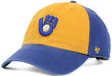 '47 Milwaukee Brewers Clean Up Cap