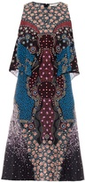 Mary Katrantzou Spectra Cosmo-print silk dress