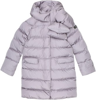 Il Gufo Quilted down coat