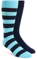 Polo Ralph Lauren Men's Cotton Blend Socks