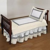 Baby Doll Bedding Ever So Sweet Toddler Bedding color Ecru