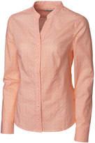 Cutter & Buck Tangerine Undergrad Button-Up