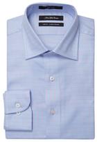 Buttoned Slim Fit Dress Shirt