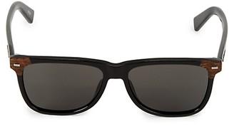 Ermenegildo Zegna 56MM Square Sunglasses