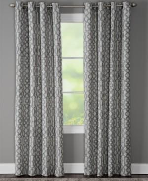 "Miller Curtains Holland 50"" x 84"" Geometric Window Panel"