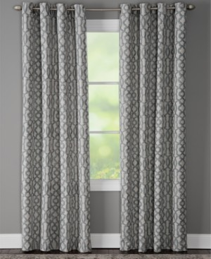 "Miller Curtains Holland 50"" x 95"" Geometric Window Panel"