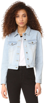 MinkPink Light Up Denim Jacket