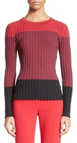Altuzarra Women's Leila Colorblock Knit Sweater