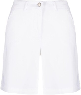 Barbour Stretch-Cotton Chino Shorts