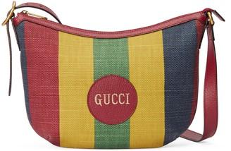 Gucci Baiadera stripe shoulder bag