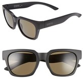 Smith Optics Men's 'Comstock' 52Mm Polarized Sunglasses - Matte Black