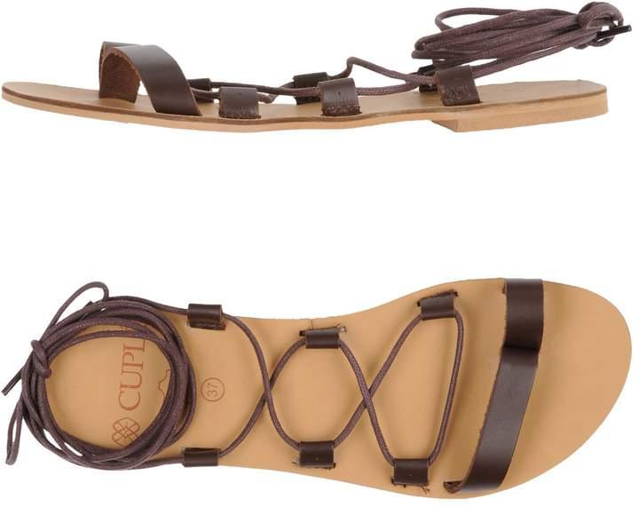 Cuplé Toe strap sandals - Item 11200226PD