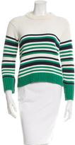 Thom Browne Striped Knit Sweater