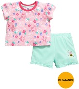 Peppa Pig Girls Short Pyjamas