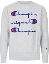 Champion Triple Logo Sweatshirt