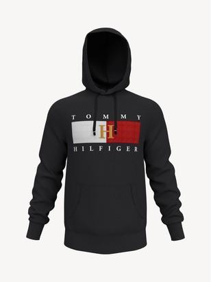 Tommy Hilfiger Essential Flag Hoodie