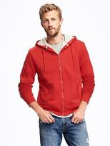 Old Navy Classic Sherpa-Lined Fleece Hoodie for Men