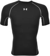 Under Armour HeatGear Armour T Shirt Black
