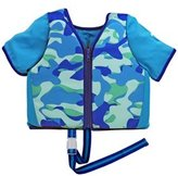 Aqua Leisure Boy's Short Sleeve Swim Vest 8138106