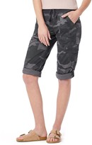 SUPPLIES BY UNION BAY Supplies By Unionbay Women's Supplies by Unionbay Pull-On Convertible Crop Pants