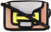 Pierre Hardy Alpha crossbody bag - women - Calf Leather/Lamb Skin - One Size