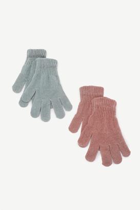 Ardene Touchscreen Chenille Gloves