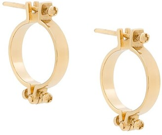 Annelise Michelson extra small Alpha earrings