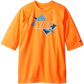 Nike Throwback Short Sleeve UV Top Boy's Swimwear